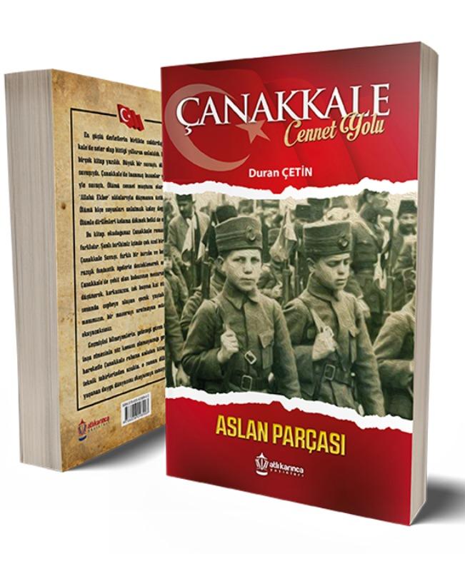 Çanakkale Aslan Parçası Duran Çetin Altı Karaca Yayınları