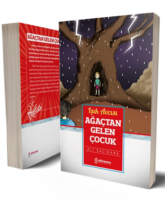 Işıktan Avcısı Ağaçtan Gelen Çocuk Ali Saçıkara Atlı Karınca Yayınları