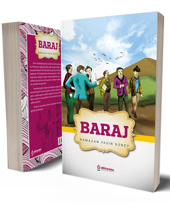 Baraj Ramazan Yasin Güney Altı Karınca Yayınları