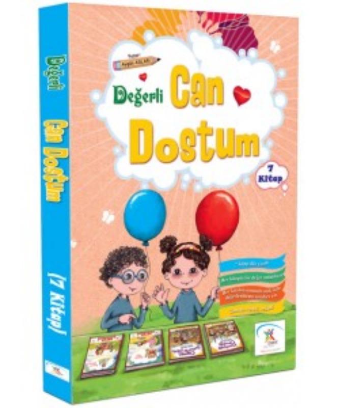 Değerli Can Dostum (7 Kitap) 5Renk Yayınları