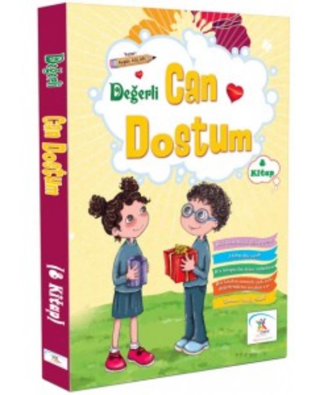 Değerli Can Dostum (8 Kitap) 5Renk Yayınları