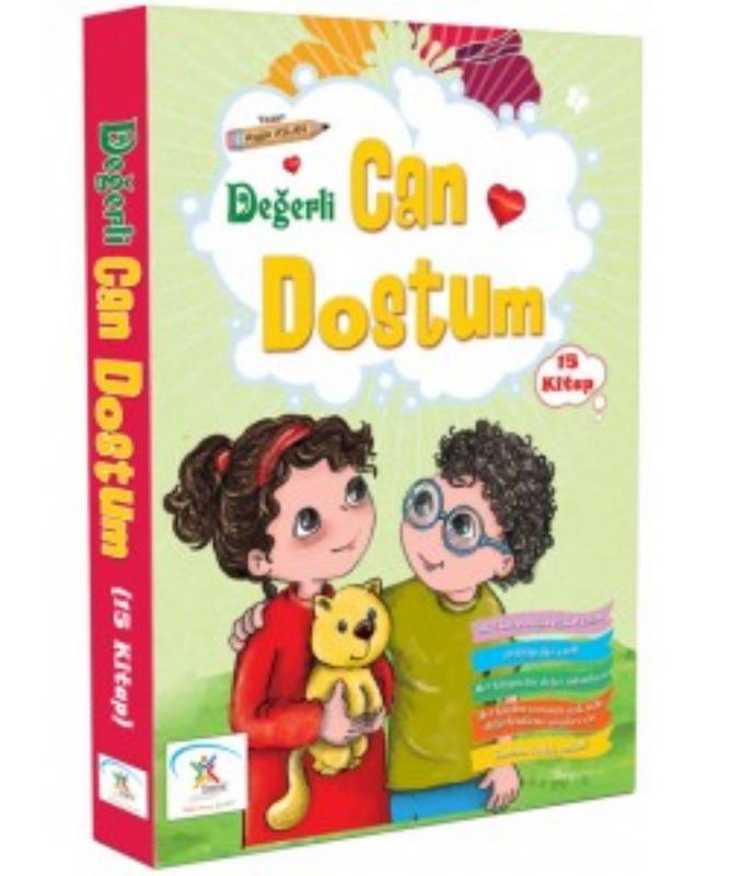 Değerli Can Dostum (15 Kitap) 5Renk Yayınları