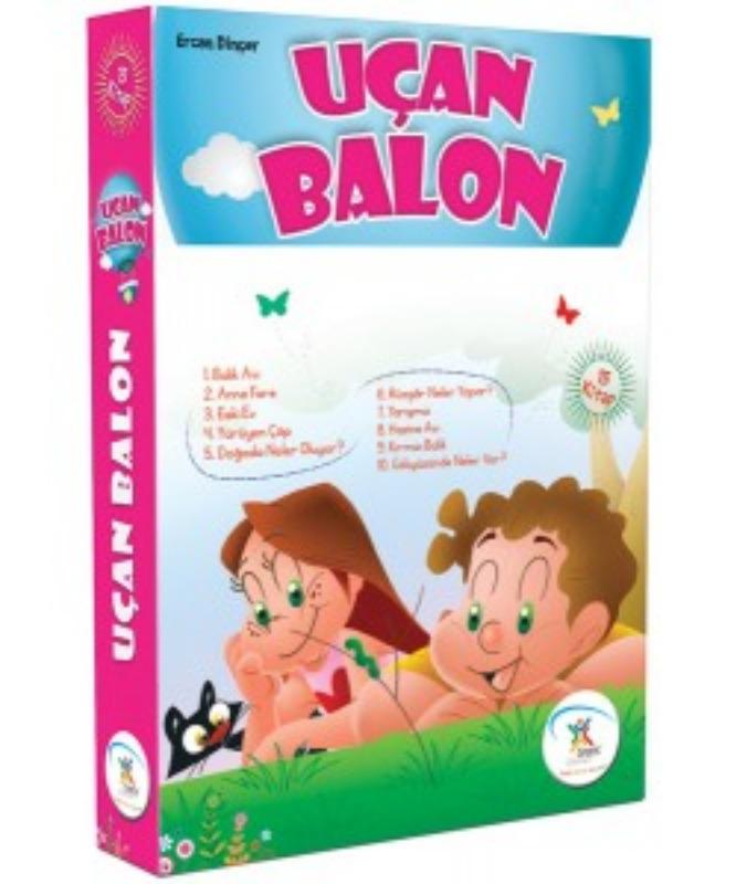 Uçan Balon (15 Kitap) 5Renk Yayınları