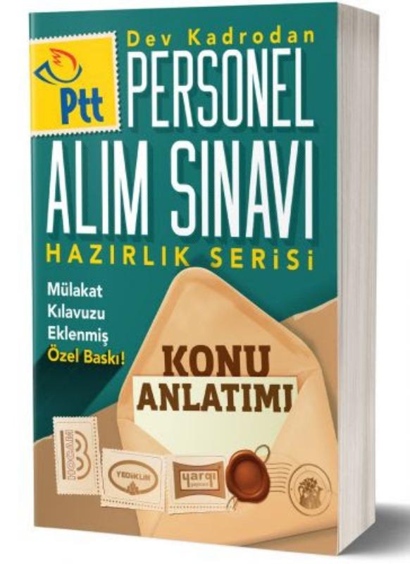 Ptt Personel Alım Sınavı Hazırlık Serisi Konu Anlatımı  Mülakat Klavuzu Ekli Benim Hocam Yayınları