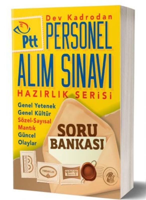Ptt Personel Alım Sınavı Hazırlık Serisi Soru Bankası Benim Hocam Yayınları