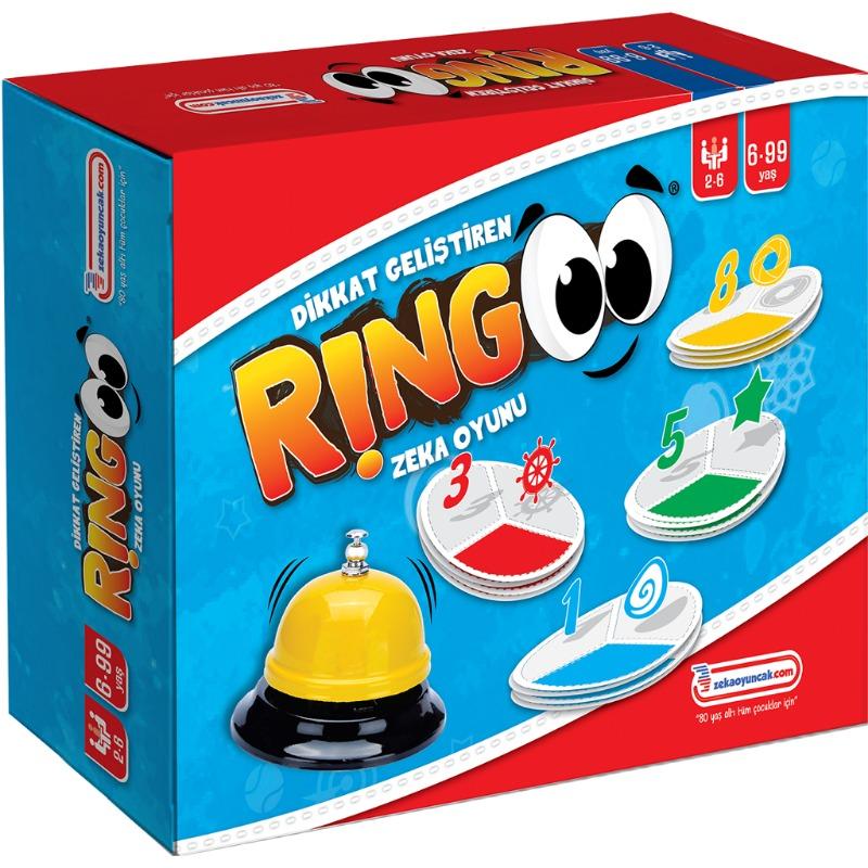 Ringoo Dikkat Geliştiren Zeka Oyunu Zeka Çocuk Akademisi