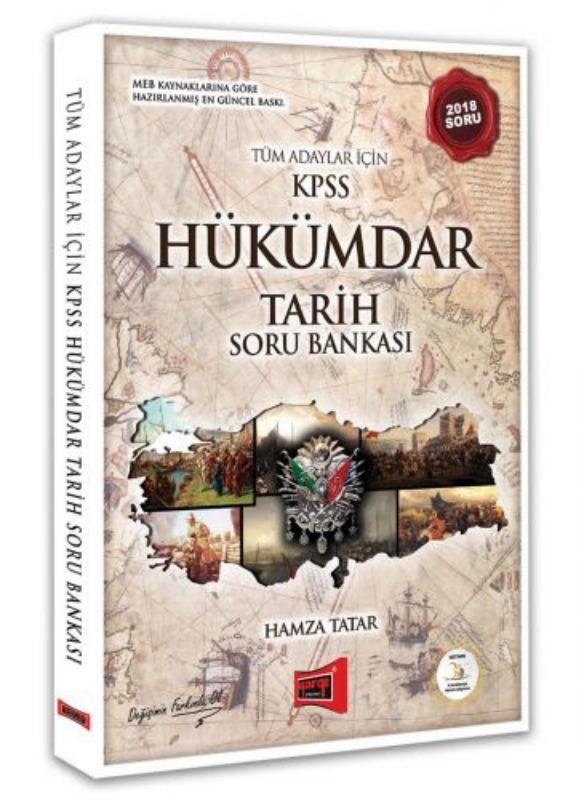 KPSS Hükümdar Tarih Tüm Adaylar İçin Soru Bankası Yargı Yayınları