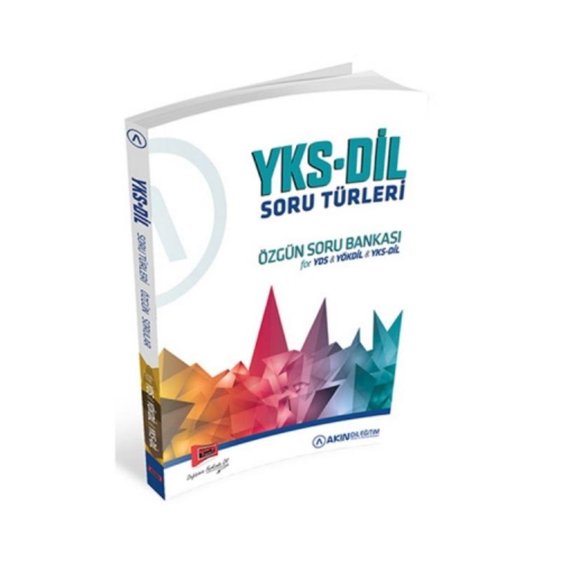 Akın Dil - Yargı Yayınları YKSDİL Özgün Soru Bankası