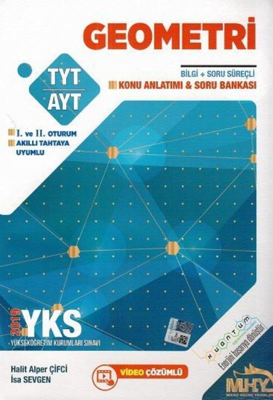 Mikro Hücre Yayınları TYT AYT Kuantum Geometri Konu Anlatımı ve Soru Bankası