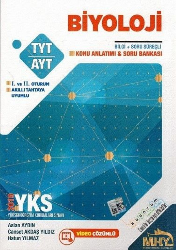 Mikro Hücre Yayınları TYT AYT Biyoloji Konu Anlatımlı Soru Bankası