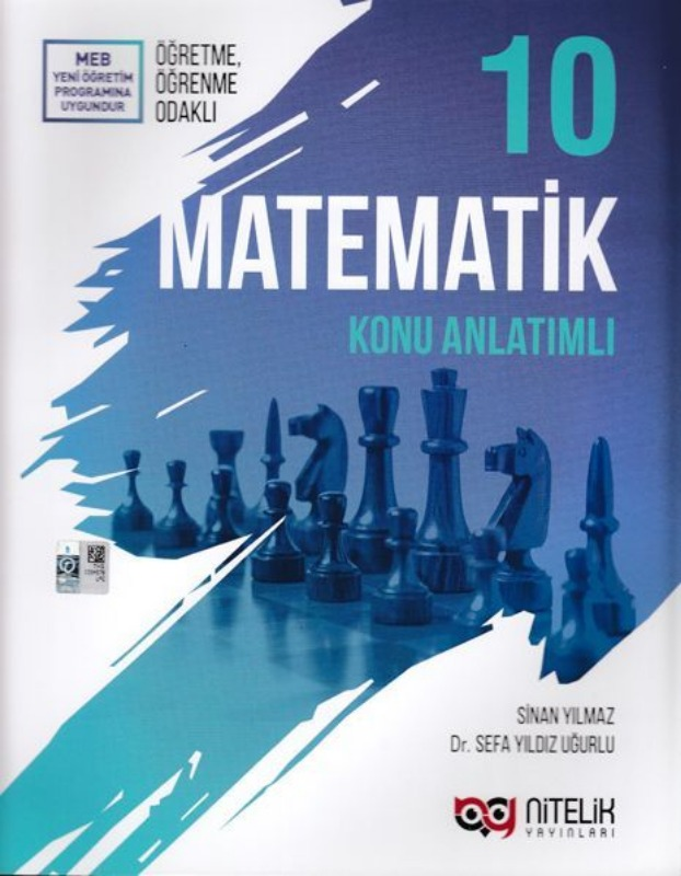 10. Sinif Matematik Konu Anlatimli Nitelik Yayinlari