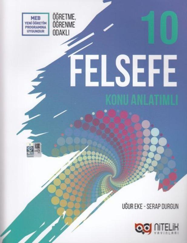 10. Sınıf Felsefe Konu Anlatımlı Nitelik Yayınları