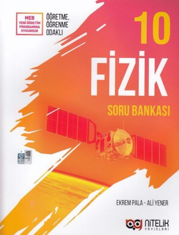 10. Sınıf Fizik Soru Bankası Nitelik Yayınları