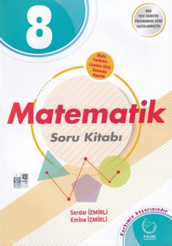 Palme Yayinlari 8.Sinif Matematik Soru Kitabi