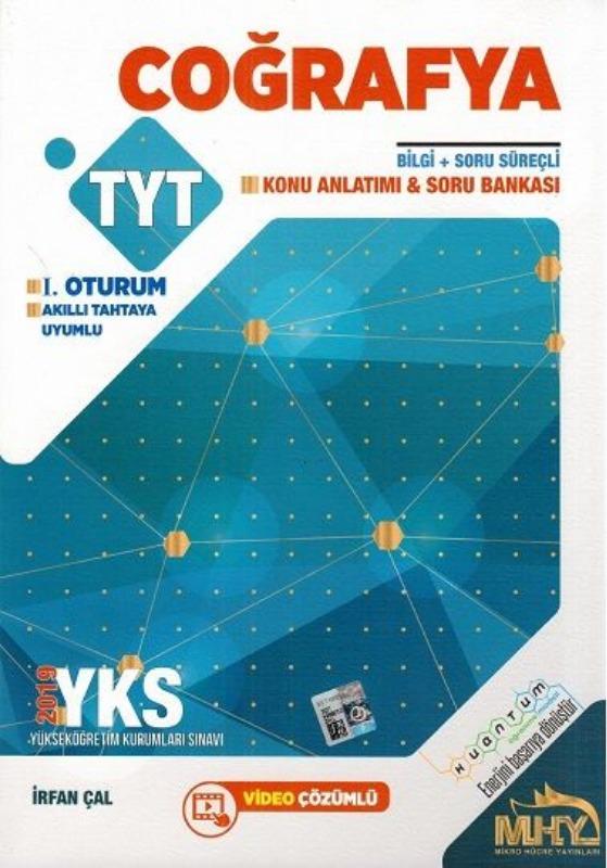 TYT Kuantum Coğrafya Konu Anlatımı Soru Bankası Mikro Hücre Yayınları