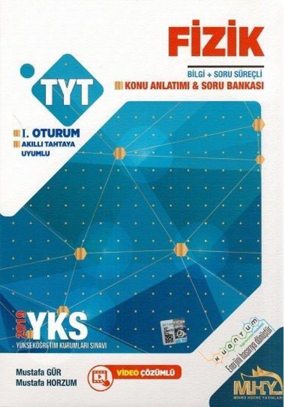 TYT Kuantum Fizik Konu Anlatımı Soru Bankası Mikro Hücre Yayınları