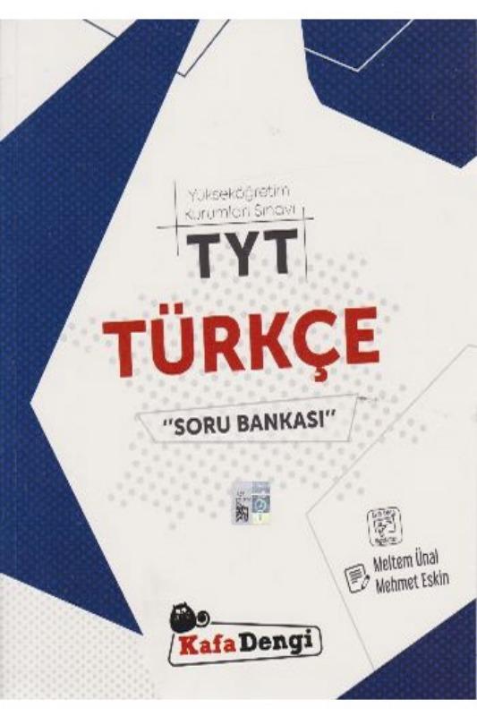 KafaDengi Yayınları TYT Türkçe Soru Bankası