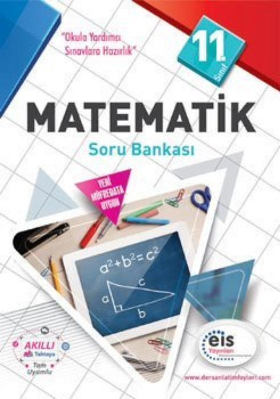 11. Sınıf  MATEMATİK Soru Bankası Eis Yayınları