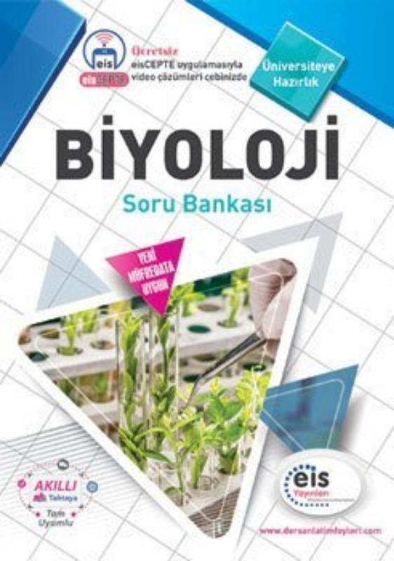 BİYOLOJİ Soru Bankası  Üniversite Sınavlarına H. Ders Anlatım Föyleri Eis Yayınları