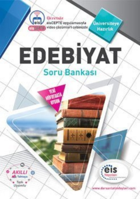 EDEBİYAT Soru Bankası Üniversite Sınavlarına H. Ders Anlatım Föyleri Eis Yayınları