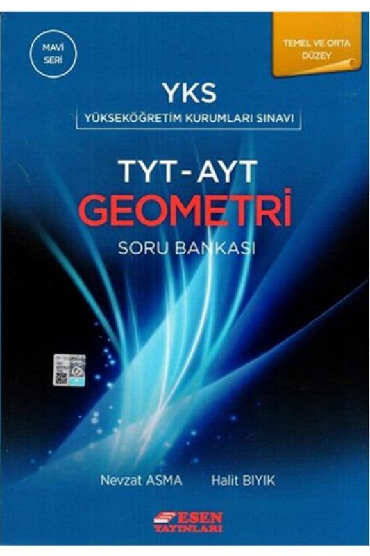 Esen Yayinlari Ayt Tyt Geometri Soru Bankasi