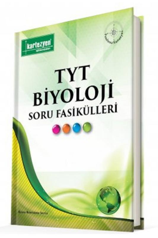 Kartezyen Yayınları TYT Biyoloji Soru Fasikülleri