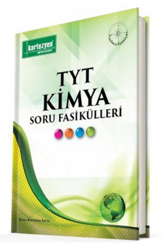 Kartezyen Yayınları TYT Kimya Soru Fasikülleri