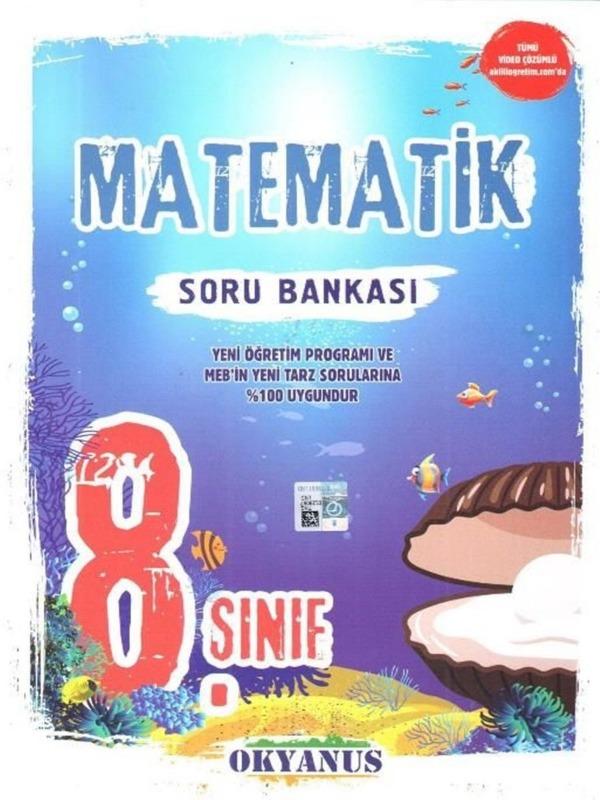 8.Sınıf Matematik Soru Bankası Okyanus Yayınları