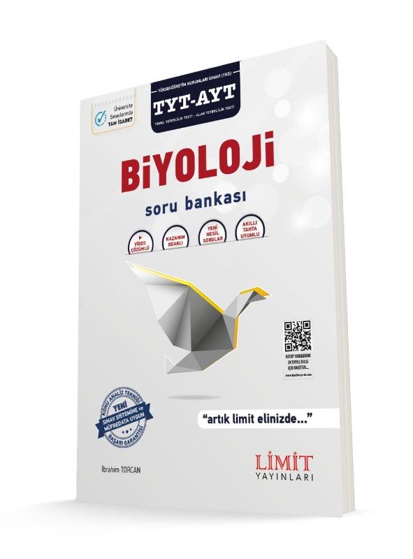 TYT AYT Biyoloji Soru Bankası Limit Yayınları