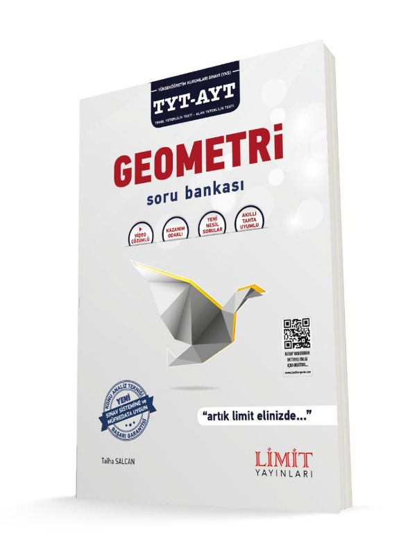 TYT AYT Geometri Soru Bankası Limit Yayınları