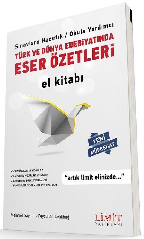 Türk ve Dünya Edebiyatında Eser Özetleri El Kitabı - Limit Yayınları