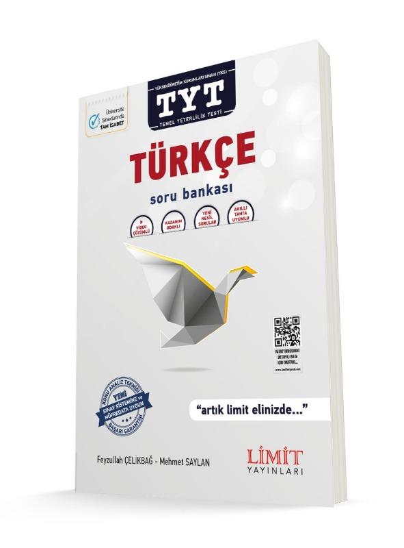 TYT Türkçe Soru Bankası Limit Yayınları