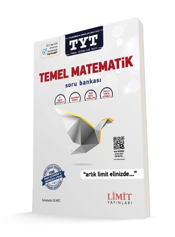 TYT Temel Matematik Soru Bankası Limit Yayınları