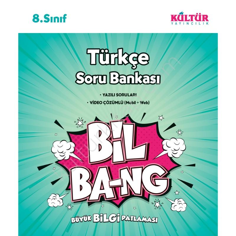 8.Sınıf Türkçe Soru Bankası Kültür Yayıncılık