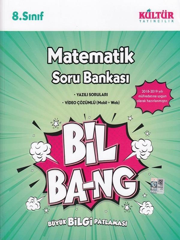 8.Sınıf Matematik Soru Bankası Kültür Yayıncılık
