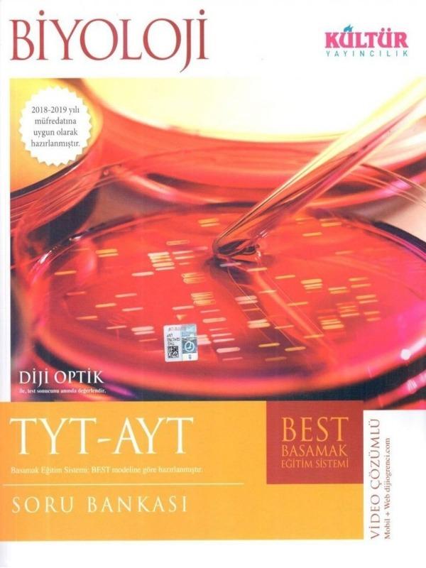 TYT AYT Biyoloji Soru Bankası Kültür Yayıncılık