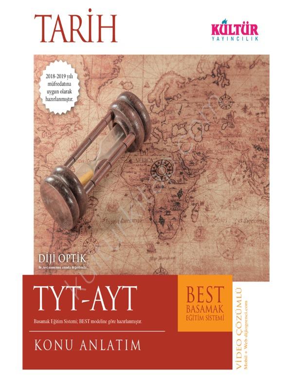 TYT AYT Tarih Konu Anlatım Kültür Yayıncılık