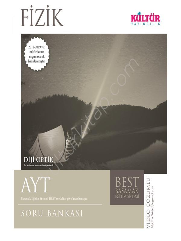 AYT Fizik Soru Bankası Kültür Yayıncılık