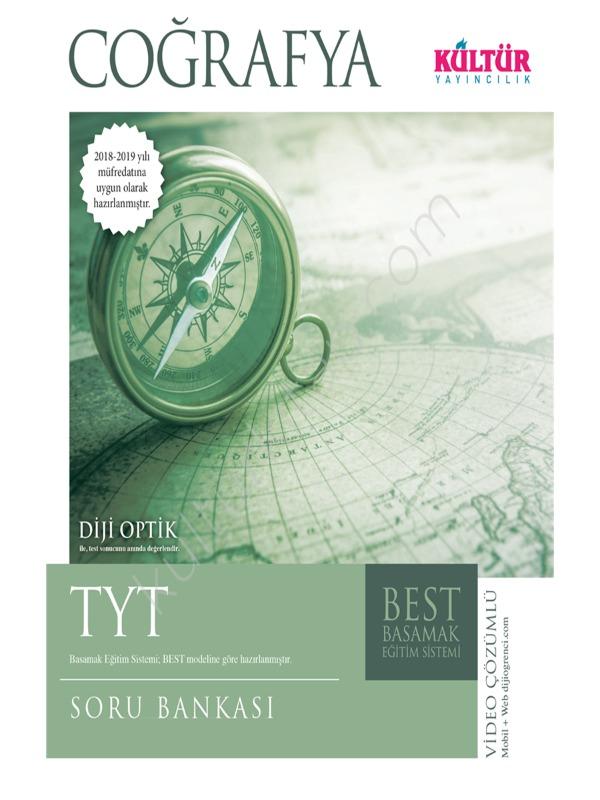 TYT Coğrafya Soru Bankası Kültür Yayıncılık
