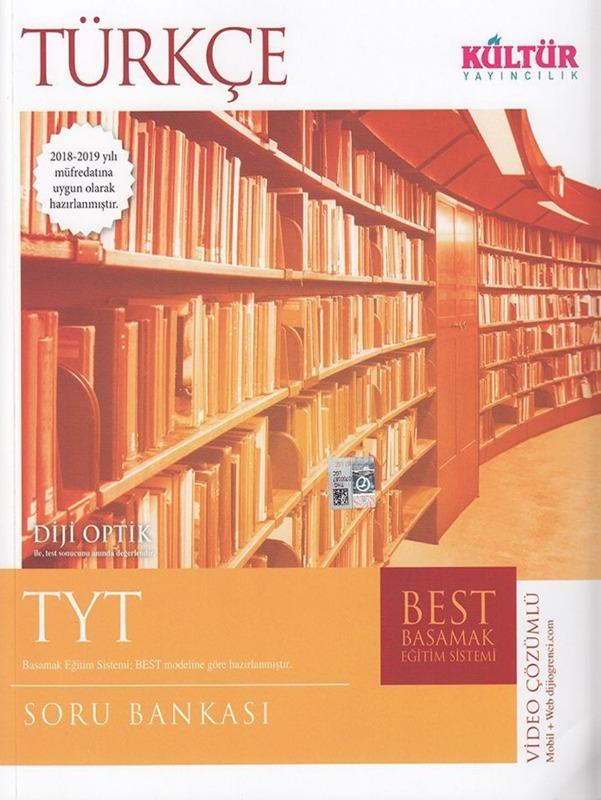 TYT Türkçe Soru Bankası Kültür Yayıncılık