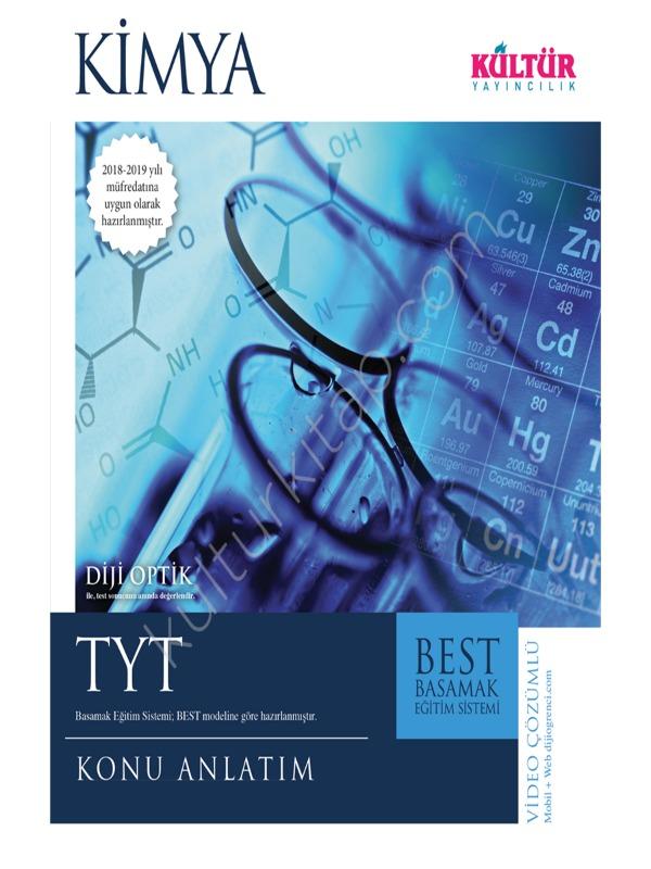 TYT Kimya Konu Anlatım Kültür Yayıncılık