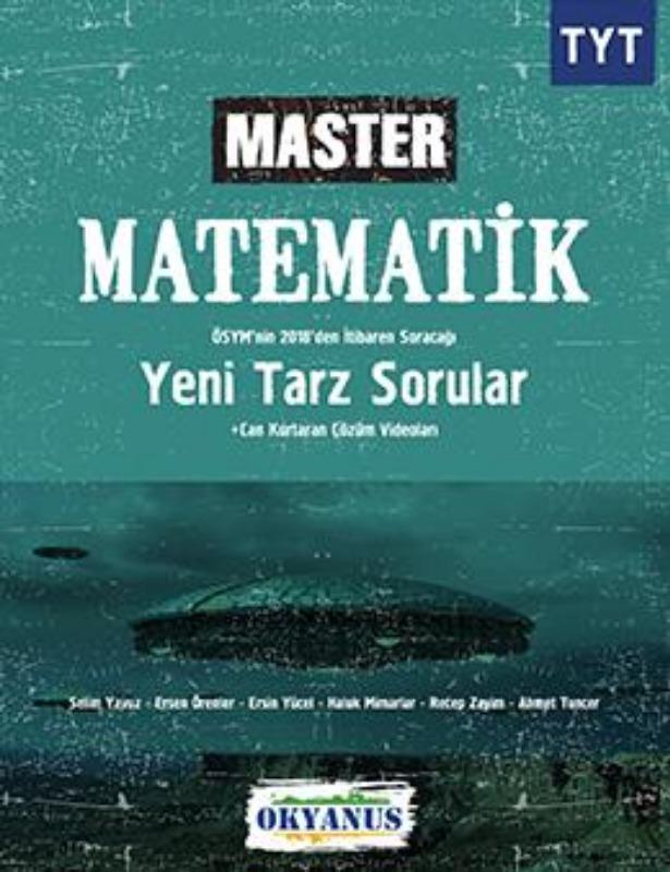 Tyt Master Matematik Yeni Tarz Sorular Okyanus Yayınları