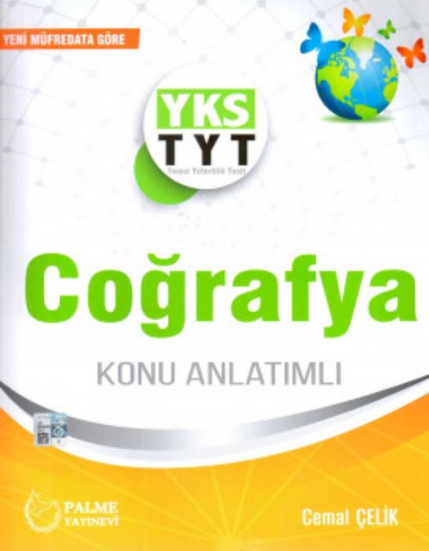 TYT coğrafya konu anlatımı Palme Yayınları