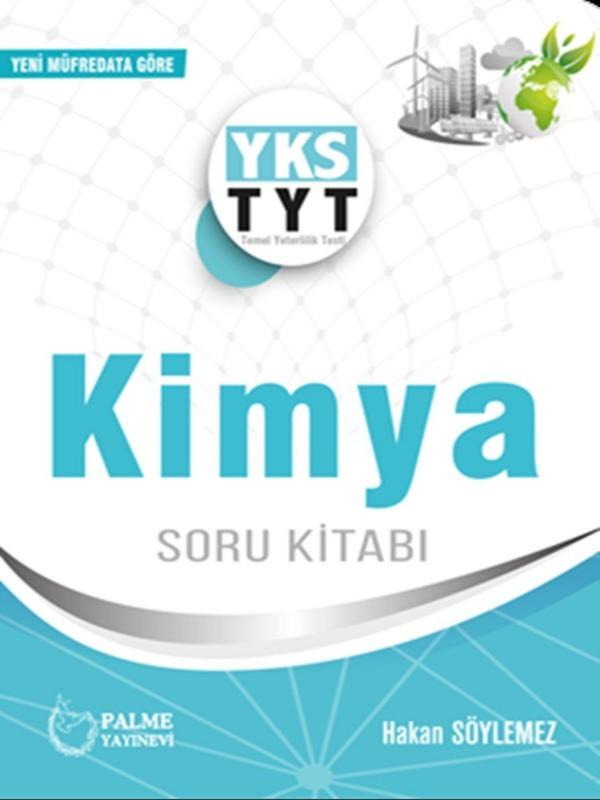 TYT Kimya Soru Bankası Palme Yayınları