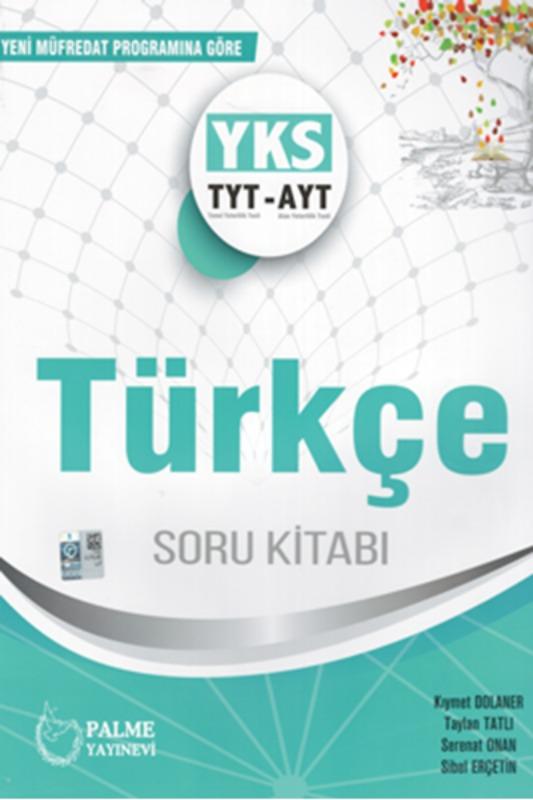 Tyt AYT Türkçe Soru Bankası Palme Yayınları
