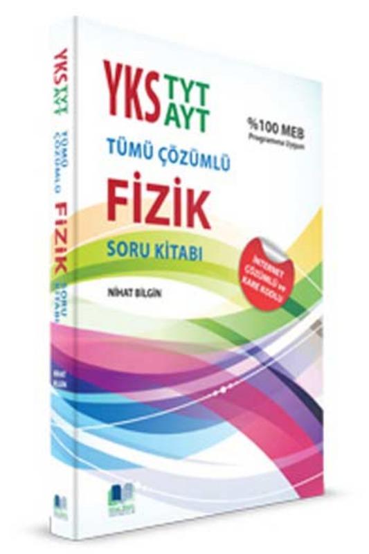 Nihat Bilgin Yayınları YKS TYT Fizik Tamamı Çözümlü Soru Kitabı