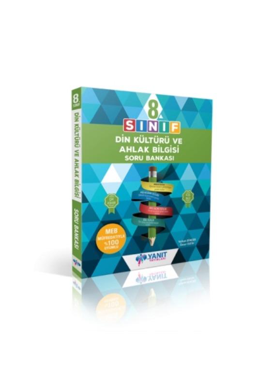 8.Sınıf Din Kültür Ve Ahlak Bilgis Soru Bankası Yanıt Yayınları