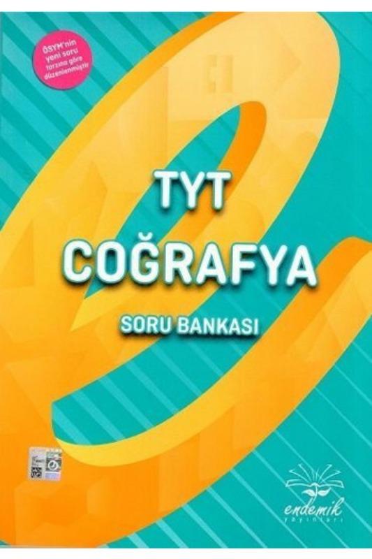 Endemik Yayınları TYT Coğrafya Soru Bankası