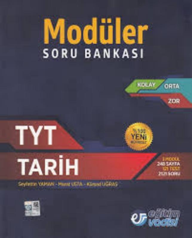 Eğitim Vadisi TYT Tarih Modüler Soru Bankası