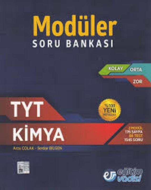 Eğitim Vadisi TYT Kimya Modüler Soru Bankası